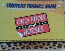 ONLY FOOLS AND HORSES TROTTERS TRADING BOARD GAME BY TOY BROKERS COMPLETE VGC