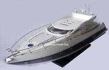 "SUNSEEKER PREDATOR 62 Model Ship 35"" Handcrafted Wooden Ship Model NEW"