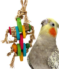 41356 Small Linx Bonka Bird Toys Cage Toy Cages Parrot Foraging Chew Shredder