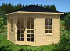 DIY Timber Cabin, Studio, Shed, Home Office, Pool House. The Victoria B Cabin