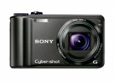 Sony Cyber-shot DSC-H55 14.1MP Digital Camera with 10x Wide Angle Optical Zoo...
