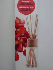 Raumduft Rhabarber Rose Pajoma Duft Made in Germany 50ml Duftöl Neu