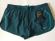 "Ladies NIKE AEROSWIFT Running Shorts Dri Fit Size Medium. (3"")"
