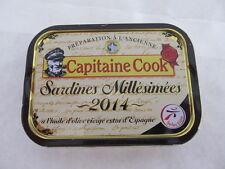 Jahrgang 2014 Sardinen in Olivenöl aus Frankreich 115 g