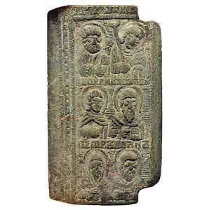 Medieval European Orthodox Christian Icon Artifact Antiquity - Ca. 900-1600 AD