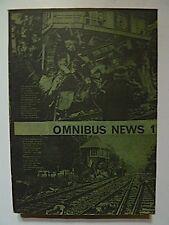 Omnibus News 1, Heimrad Prem, moderne Kunst, Kunst,  Künstlerbücher,