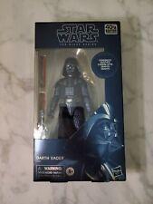 Star Wars Black Series Carbonized Darth Vader New
