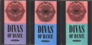 30 SEALED Audiophile ANALOG Cassettes Divas of Dance - The Complete Series