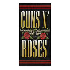 Guns N Roses Band QUEEN Bed Quilt Duvet Doona Cover Christmas Fathers Day Gift