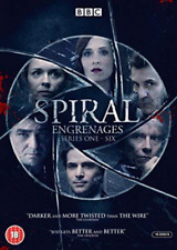Spiral Series 1 6 DVD NEW