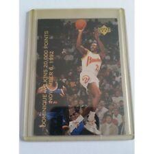 1992-93 Upper Deck #SP2 20,000 Points/Dominique Wilkins Nov. 6, 1992/Jordan