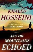 And the Mountains Echoed , Hosseini, Khaled