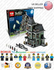 16007 The Haunted House 10228 Monster Fighter Movie Building Block 2141 Pcs