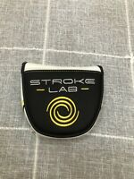 Odyssey Stroke Lab Mallet Putter Headcover Golf Head Cover