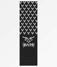 "Element Skateboard Griptape BAM HIM Heartagram Tattoo Black/Clear 9"" x 33"" Grip"