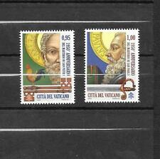 Vatican 2017 Martyrdom of Saint Peter and Saint Paul 1950 Anniversary MNH Set