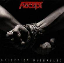 Objection Overruled von Accept | CD | Zustand sehr gut