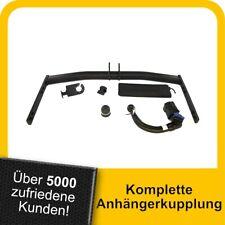 7polig E-Satz AHK Neuware Skoda Roomster 06-10 AUTO HAK Anhängerkupplung starr