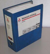 Werkstatthandbuch Mitsubishi Schalt +  Automatisches Getriebe über 2000 Seiten!