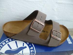 Birkenstock Arizona Mules Sandal Mocha 0151181 New
