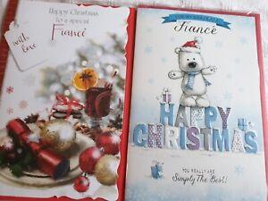 Christmas Cards - Fiance (standard post)
