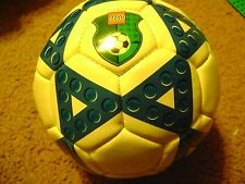 LEGO SPORTS PROMOTIONAL SOCCER BALL FROM SET #3426 ADIDAS TEAM TRANSPORT