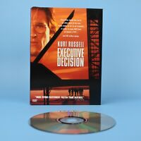 Executive Decision - Kurt Russell DVD - GUARANTEED