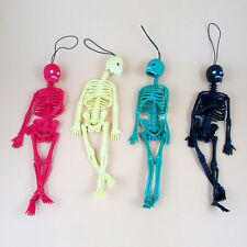 Human Body Skeleton Model Stand Poster Medical Aid Baby Kids Toy Random Color