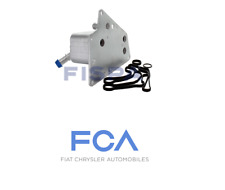 Radiatore Olio Fiat Croma Opel Astra H 1.9 Multijet CDTi