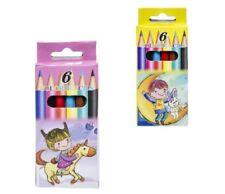 72 Stück Buntstifte 12 x 6 Stifte - Malstifte Malen Mitgebsel Kindergeburtstag