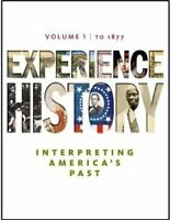 Experience History Volume 1 To 1877 by James West Davidson