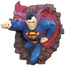 NIB Rubies Costume 3D Superman Wall Mount Cosplay Replica DC Comics NEW