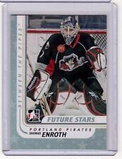 JHONAS ENROTH 10/11 ITG BTP Future Stars Portland Pirates Pre-Rookie 67 LA Kings
