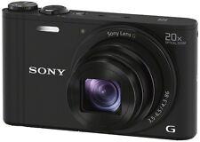 Cámaras digitales en negro Sony Cyber-Shot