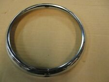 renault R8 parts, headlight trim ring