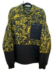 The North Face 94 Rage Fleece - Yellow (Leopard) - XL