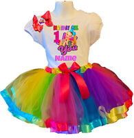 Details about  /Moana Shirt NAME Birthday Party 6th 6 Personalized Turquoise Tutu Dress Baby