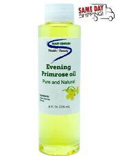 EVENING PRIMROSE OIL ORGANIC COLD PRESSED 8 Oz SALE