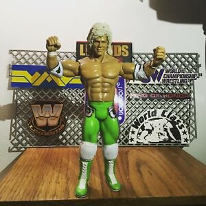 CUSTOM  WRESTLING Jakks RANDY THE RAM FIGURE