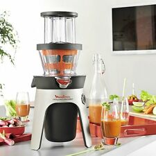 Extracteur de jus Moulinex Infiny Press Revolution ZU500A10 300W