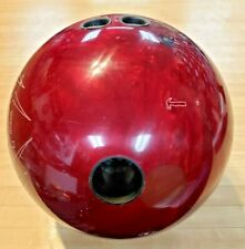 HAMMER RED LEGEND PEARL BOWLING BALL 15LB. RH - 2 DRILL