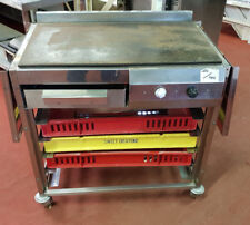 WELSH CAKE ELECTRIC FLAT HOT PLATE GRIDDLE (REF-1415/144)