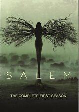 SALEM First Season 1 One DVD Set Series TV Show Video Episode Romance Drama All
