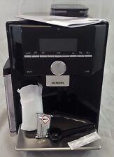 Kaffeemaschine Kaffeevollautomat EQ.9 s300, Siemens TI903509DE,  schwarz, BY