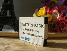 SLB-10A Battery for Samsung WB200F,WB250F, WB350F,WB750,WB800F,WB850F,WB1100F