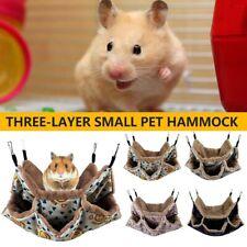Supplies Cage Ferret for Hamster Pet Tent Pet Hammock Bunkbed Parrot Hammock