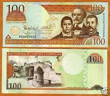 Dominican Republic, 100 Pesos Oro, 2006,  P-177, UNC