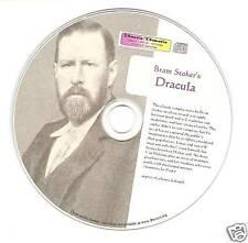 Bram Stoker - Dracula - audiobook Mp3 CD