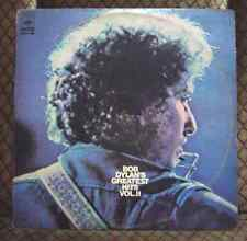 PHILIPPINES:BOB DYLAN - Greatest Hits Vol.II LP rare 2 LP record set VG- Limited