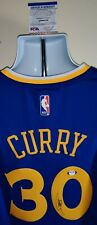 Stephen Curry Golden State Warriors Signed Adidas Authentic Swingman PSA/DNA